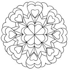 Explore Flower Coloring Pages And More