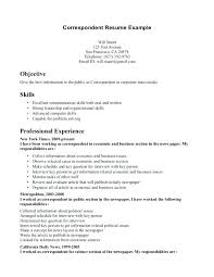 Simple One Page Resume Sample 48 Awesome
