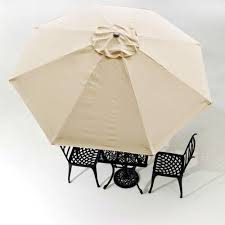 Ebay Patio Table Umbrella by 8ft 8 Rib Patio Umbrella Cover Canopy Replacement Top Outdoor Yard