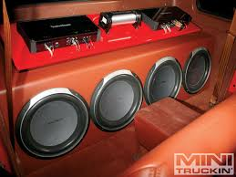 1992 Mazda B2200 Subwoofers | Mazda B2200 | Pinterest | Mazda ... Kicker Powerstage Subwoofer Install Kick Up The Bass Truckin Street Beat Car Audio Home Of The Fanatics Hayward Ca Chevrolet Silveradogmc Sierra Double Cab Trucks 14up Jl 1992 Mazda B2200 Subwoofers Pinterest Twenty Rockford Fosgate P3 Subs Truck Bed Bass Youtube Extreme Sound Explosion Bass System With Amp Sub Woofer Recommendationsingle 10 Or 12 Under Drivers Side Back Sub Box Center Console Creating A Centerpiece 98 Chevy Extended Truck Custom Boxes Marine Vehicle Phoenix How To Build A Box For 4 8 In Silverado Best Under Seat Reviews Of 2017 Top Rated