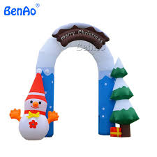 Halloween Inflatable Archway Entrance by Online Buy Wholesale Tree Inflatable Arch From China Tree