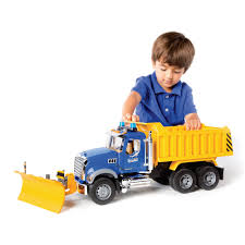 Bruder MACK Granite Dump Truck With Snowplow - 1:16 Scale, Model ... Amazoncom Bruder Mack Granite Halfpipe Dump Truck Toys Games Toy Trucks For Kids Australia Galaxy Tipping Container Mack Images Man Tgs Cstruction Educational Planet Ebay Trains Vehicles 150 First Gear And Tagalong Trailer Bruder Matt Juliette 2823 Youtube Missing Bed