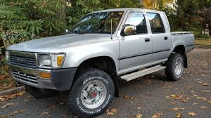 100 Hilux Truck Could This Gray Market JDM 1989 Toyota Really Pick Up 16995