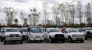 100 Medium Duty Trucks For Sale GM Moves To Challenge D In US Commercial Fleet Sales