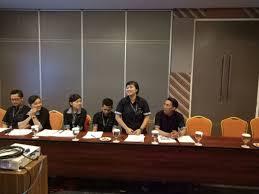 Meeting Periplus Area Semarang Jogjakarta