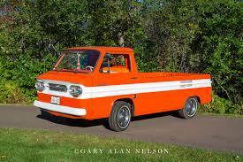 100 Chevy Corvair Truck 1962 Chevrolet Rampside Pickup VT18252CH Gary Alan