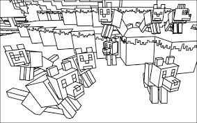 Get The Latest Free Minecraft Coloring Pages Images Favorite To Print Online By ONLY COLORING PAGES