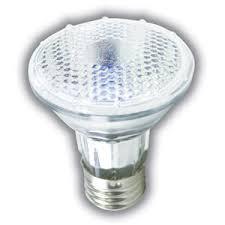 50 watt par20 nrw flood 130v spectra brite display halogen light bulb