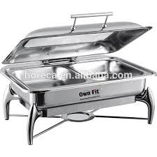 Cheap Restaurant Equipment Hydraulic Induction Chafing Dish For Sale