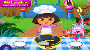 Dora The Explorer Kitchen Set by Games Tv Dora The Explorer Dora And Boots Cooking Full Episodes In