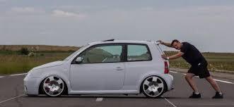 VW Lupo Tuning Tuning Pinterest