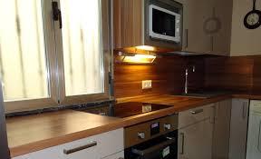 Muebles De Cocina Blancos binados Con Madera azarak