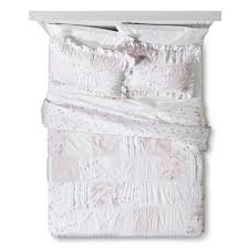 Simply Shabby Chic Bedding by Ditsy Patchwork Bedding Collection Simply Shabby Chic Target