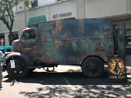 100 Truck From Jeepers Creepers 1941 Cabover Steemit