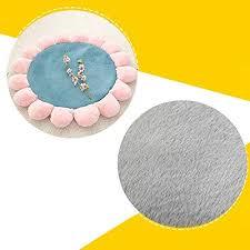 schlafzimmer pink grey teppich kinderzimmerteppich
