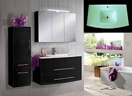 sam design badmöbel set zürich 100 cm in hochglanz