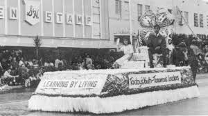 Parade Float Supplies Now by The Cassie J Sneider Fanclub Hometown Parade Float By Cassie J