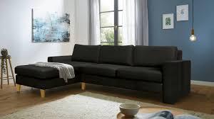 sofa mit recamiere linea