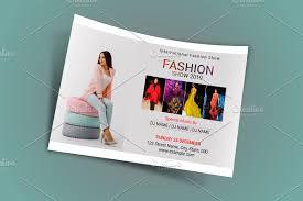 100 V01 Fashion Show Flyer