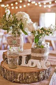 Attractive Rustic Wedding Decor With Regard To Best 25 Decorations Ideas On Pinterest Country