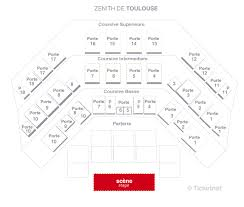 zenith toulouse plan salle 28 images plan zenith toulouse