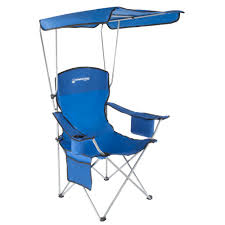 Wakeman Outdoors Blue Heavy-Duty Camp Chair With Sun Canopy ... The 5 Best Beach Chairs With Canopies In 2019 Byways Folding Camping Travel Leisure Club Chair 8 Of Web Bungee Chair Choose Color Heavy Duty Zero Gravity Lounge Square Frame Wcanopyholder Impact Canopy Standard Directors Set 2 Alinum 35 Inch Black 11 For Festivals 2018 Updated Heavycom X10 Gigatent Ergonomic Portable Footrest Blue Plastic Heavy Duty Folding Pnic Garden Camping Bbq Banquet Boat