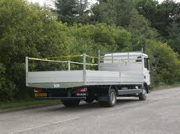 Scaffolding Trucks For Sale From MV Commercial | MV Commercial