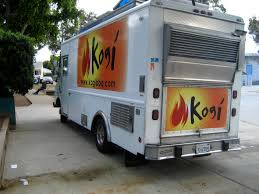 PRX » Piece » Korean BBQ Tacos Kogi Bbq Truck La Eat Here Pinterest Food Truck And Trucks A New Way Of Serving History Korean A Taco Brought To You By Twitter Miss Mochis Adventures Hapa Monster Munching Dos Chinos Orange County Never Underestimate The Influence Of Kogi Mar 12 2009 Santa Monica California Usa Interview Roy Choi Author Son Npr What The Eff Effin Man Usc American Language Institute