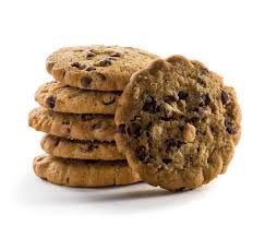 Fresh Baked Chocolate Chip Cookies With Free Shipping