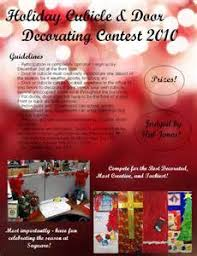 Christmas Cubicle Decorating Contest Rules by Holiday Office Decorating Contest Rules Timepose