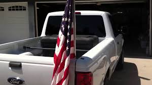 100 Truck Bed Flag Pole American Flags In My Truck Bed YouTube