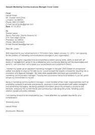 Resume Cover Letter Examples For Senior Management Also Awesome Collection Of