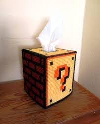 Mario Bros Question Block Lamp by Wicked Gamer Washrooms Bath Room And Kids Rooms