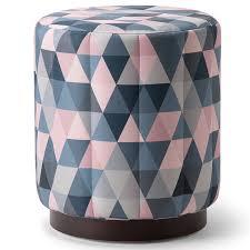 modernes design neueste schicke wohnzimmer sofa schnitt hocker leder bezogen bequemes sofa runder ottomane hocker buy leder runde ottomane weiß