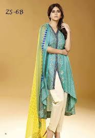 Pakistani Eid Dress Designs 2016 For Ladies
