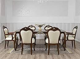 guarracino esstisch merton englischer barock stil