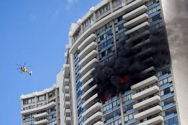 100 Marco Polo Apartments At Least 3 Dead In Fire In Honolulu Highrise Apartment