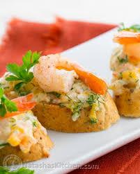 m fr canapes shrimp tea sandwiches canapés