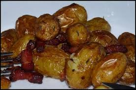 cuisiner des pommes de terre nouvelles pommes de terres nouvelles à la paysanne la cuisine de