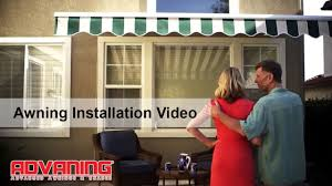Advaning Awning | How To Install A Retractable Awning - YouTube Trailer Retractable Awnings Awning Frames Suppliers And Aleko Window Burgundy Color Youtube Amazoncom 12x10 Feet Home Patio Sand Advaning How To Install A Windows Glass Hawaii Block Vent Aleko Installation Video Canopy Foot Decator X Folding Arm