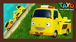 100 Tow Truck In Spanish Truck TOTO L What Does Tow Truck Do L Tayo Job Adventure S2 L Tayo The Little Bus