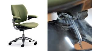 how to lock prav the back of your humanscale freedom chair