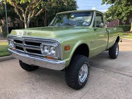 100 1970 Gmc Truck For Sale GMC 1500 For Sale 2304445
