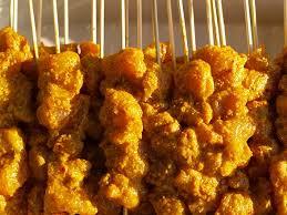 cuisine indonesienne recette brochettes d agneau satay cuisine indonésienne