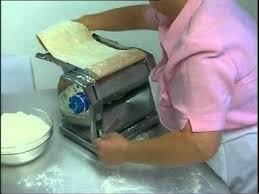 machine à pâtes imperia restaurant