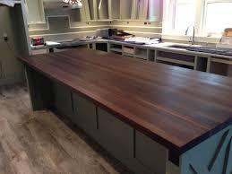 Butcher block countertops home depot black walnut countertop wood