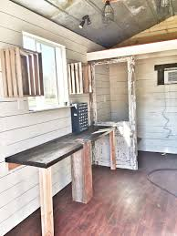 Tuff Shed Cabin Interior by Tuff Shed Rustic Charm Shedquarters