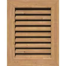 Decorative Gable Vents Products by Ekena Millwork Gable U0026 Louvered Vents Roofing U0026 Attic
