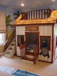 Alluring Boys Loft Bed Interesting Bunk Beds Design Ideas For Boys