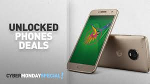 Walmart Top Cyber Monday Unlocked Phones Deals Motorola Moto G5